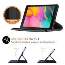 "Capa Giratória Inclinável Para Tablet Samsung Galaxy Tab A 8"" (2019) SM- T290 / T295 / T297 - Lka"