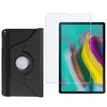 Capa Giratória + Película de Vidro Blindada Samsung Galaxy Tab S5e 10.5 T725 - Armyshield -
