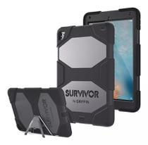 Capa Griffin Survivor Para New iPad 6 - 2018 Model A1893 Ou A1954 -