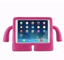 Capa Ibuy Infantil Para iPad 2/3/4 A1458 A1459 A1460 - Rosa - Maxgood