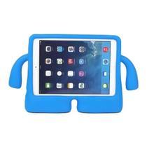 Capa Iguy iPad Mini 1 2 3 4 Anti Choque Infantil - Azul -