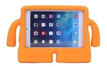 Capa Iguy iPad Mini 1 2 3 4 Anti Choque Infantil - Laranja -