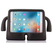 Capa Iguy iPad Mini 1 2 3 4 Anti Choque Infantil - Preto -