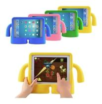Capa Iguy iPad Mini Anti Choque Infantil Emborrachada Amarela - Fam