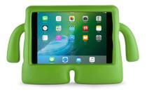 Capa Iguy iPad Mini Anti Choque Infantil Emborrachada Verde + Caneta - Fam