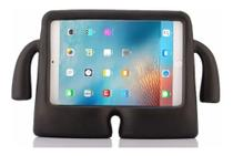 Capa Iguy iPad Mini Anti Choque Infantil Preta + Caneta touch - Fam