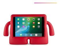 Capa Iguy iPad Mini Anti Choque Infantil Vermelha + Caneta - Fam