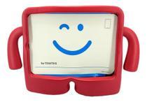 Capa Iguy Tablet Samsung T510 T515 Infantil Emborrachada Vermelha - Fam