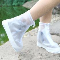Capa Impermeável Chuva Para Sapato E Tênis Pvc M Branco Resistente - Homeyz