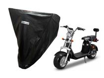 Capa Impermeável Forrada Patinete Moto Scooter Elétrico - Kahawai Capas Impermeáveis