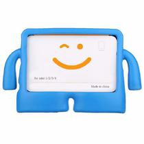 "Capa Infantil Ibuy Tablet Samsung Galaxy Tab A 10.1"" T515  T510 Azul - Hmix"