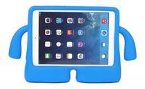 "Capa Infantil Iguy iPad New 9.7"" A1822 / A1823 - Azul - Maxgood"