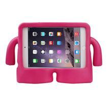 """Capa Infantil Iguy iPad Pro 9.7"""" A1674 A1675 A1676 - Rosa - Maxgood"""