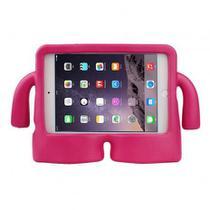 Capa Infantil iPad Mini 1/2/3 A1432 A1454 A1455 - Rosa - Maxgood