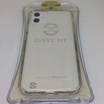 Capa iPhone 11 Gatche Yellow - Proktel