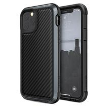 Capa Iphone 11 Pro tela 5.8 Original X-Doria Defense Lux Military Fibra de Carbono Anti Impacto