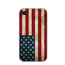 Capa iPhone 4/4S - Bandeira EUA - USA Flag - Case4u