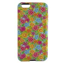 Capa Iphone 6 Plus e 6S Plus Tpu Flores - Idea