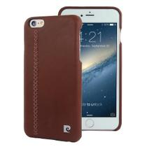 Capa Iphone 6s/6 Plus Original Pierre Cardin Couro Premium