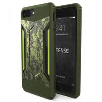Capa Iphone 7 Plus 8 Plus antiqueda X-Doria Defense Gear Proteção Anti-Impacto Verde