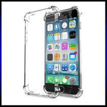 Capa Iphone 7Plus /8Plus Anti Impacto Mais Película 9D Preta - Renew