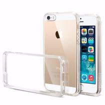 Capa iPhone Se / 5s / 5 - Transparente Silicone TPU - Maston