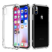 Capa Iphone X TPU Transparente  Anti Impacto - 25