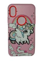 Capa iphone x unicornio - Inova