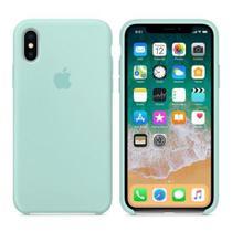 Capa iphone x - verde agua - Jô Case