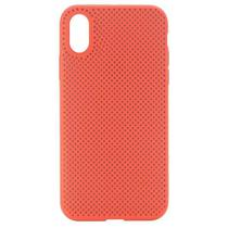 Capa iPhone XR iPlace, Rio, Silicone Coral - Iplacex