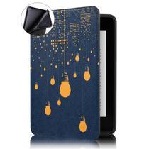 Capa Kindle Paperwhite à Prova D'água WB - Ultra Leve Auto Hibernação Sensor Magnético -