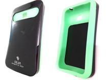 Capa Lg Optimus L3 2 Dual Chip e435 Anti Choque Neon - Objia