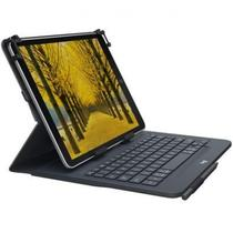 Capa Logitech Teclado Universal Folio Bluetooth para Tablets de 9 e 10 - 920-008334 -