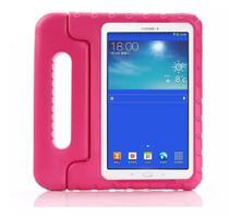 Capa Maleta Infantil Samsung Galaxy Tab E 7'' T110 / T111 - Rosa - Maxgood