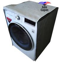 Capa Maquina Lava E Seca C/ziper  7 A 11 Kilos LG Ou Sansung - Gdn Capas