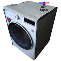 Capa Máquina Lava Seca LG 11kg  Impermeável - Gdn Capas