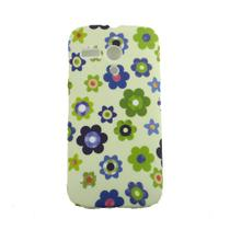 Capa Moto G Tpu Estampada Flores Do Campo - Idea