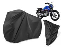 Capa Moto Protetora Sol Chuva Impermeável Honda Cg Titan - Oestesom