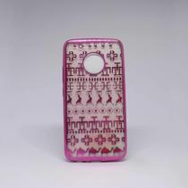 Capa Motorola G5 Plus Brilho Estampado -
