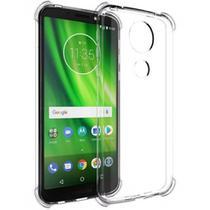 Capa Motorola Moto G6 Play Anti Impacto Transparente - Acessórios Motorola Para Celulares