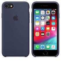Capa Original Capinha Case iPhone 7 E 8 Silicone Aveludada Areia-rosa - Rei Das Capinhas