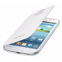 Capa Original Flip Cover Samsung Galaxy Win - Branca igual 2697 -