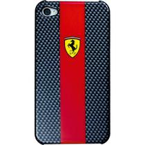 Capa Original Itrend Ferrari Iphone 4/4s FECBP4RE Carbono