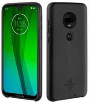 Capa Original Muvit Motorola Skin Case Para Moto G7 Plus -