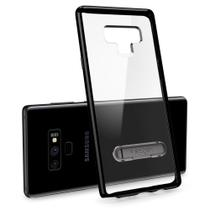 Capa Original Spigen Galaxy Note 9 Ultra Hybrid S Midnight Black