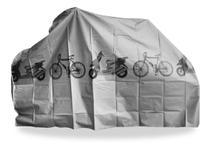 Capa P/ Cobrir Bicicleta Sem Forro Impermeável Até Aro 29 - High One