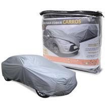 Capa P/ Cobrir Carro Chevy Forro Total  MCaft2 - Carrhel