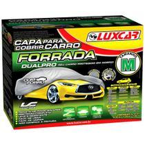 Capa P/ Cobrir Carro Dualpro C/ Forro - M Luxcar -