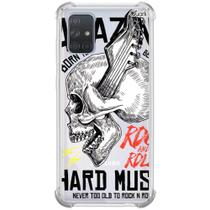 Capa p/ galaxy a71 (1294) amazing hard rock música - Quarkcase