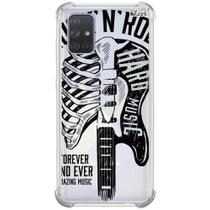 Capa p/ galaxy a71 (1295) hard rock música - Quarkcase